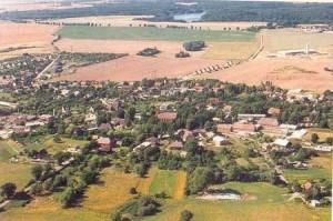 Wittenförden - Anfang der 1990er Jahre